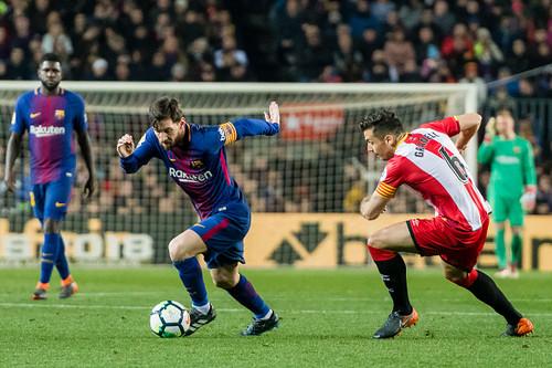 Барселона – Жирона. Прогноз и анонс на матч чемпионата Испании