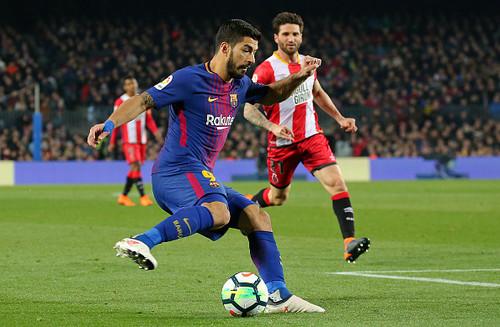 Где смотреть онлайн матч чемпионата Испании Барселона – Жирона