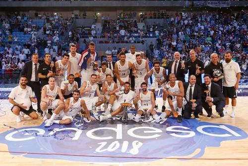 Реал обыграл Басконию и завоевал Суперкубок Испании
