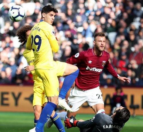 WhoScored: Ярмоленко — худший игрок Вест Хэма в матче с Челси