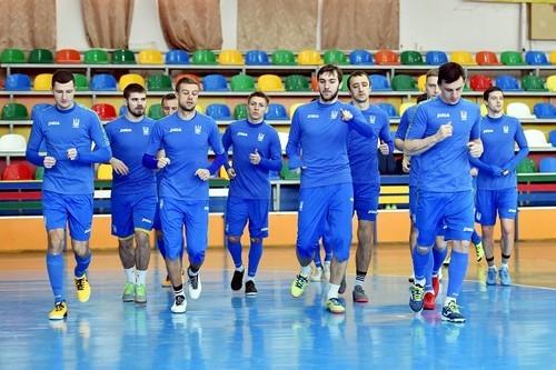 Футзал. Україна перемогла збірну Японії