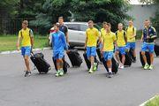 Украина U-18 потерпела второе поражение на турнире в Чехии