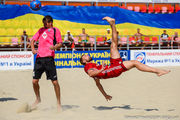 Пляжный футбол. Артур Мьюзик - ВИТ. Смотреть онлайн. LIVE