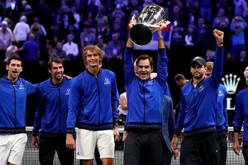 Сборная Европы выиграла Кубок Лэйвера