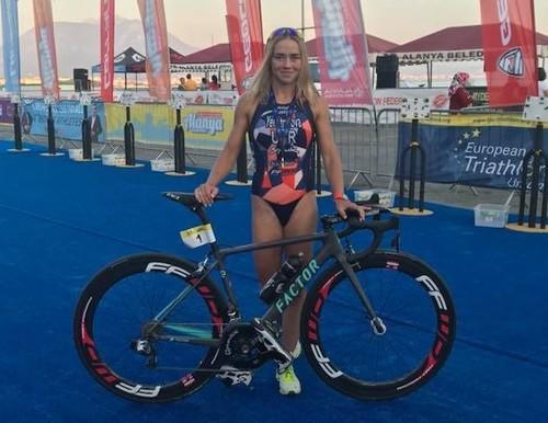 Елистратова выиграла золото на этапе Кубка Европы в Турции