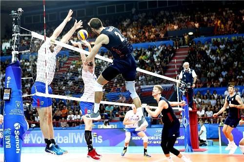 Состоялась жеребьевка «Финала шести» чемпионата мира по волейболу