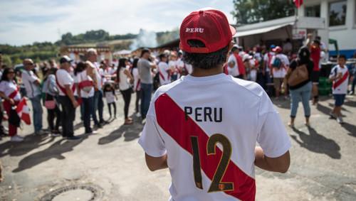 Фаны сборной Перу признаны ФИФА лучшими по итогам года