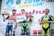 19-летний одессит стал Чемпионом Украины по мотоспорту