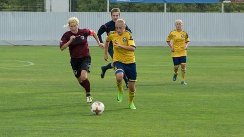 Чемпіонат України серед жіночих команд:дербі та розгроми від харків'ян