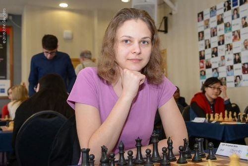 Шахматная Олимпиада. Женская сборная Украины победила Туркменистан