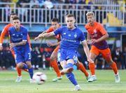 Динамо разобралось с Мариуполем в выездном поединке