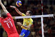 В первом матче Финала шести Бразилия победила Россию