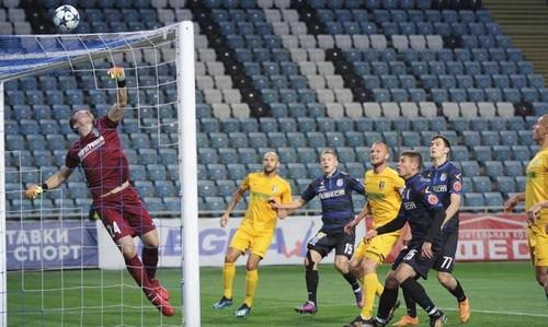 Черноморец разгромил Александрию и вышел в 1/8 Кубка Украины