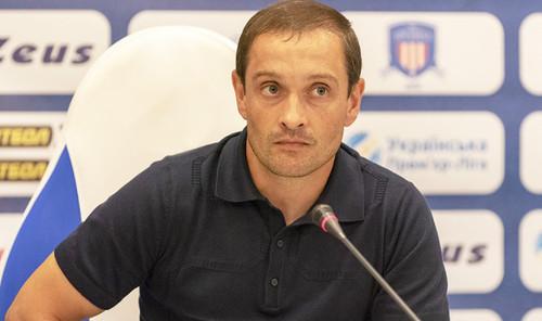 САНЖАР: «Не планировали столько сил тратить на матч Кубка Украины»