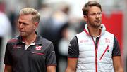 Грожан и Магнуссен остаются пилотами Хаас на 2019 год