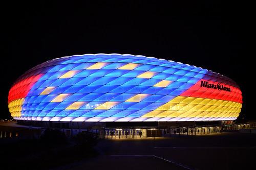 Чемпионат Европы по футболу 2024-го года пройдет в Германии