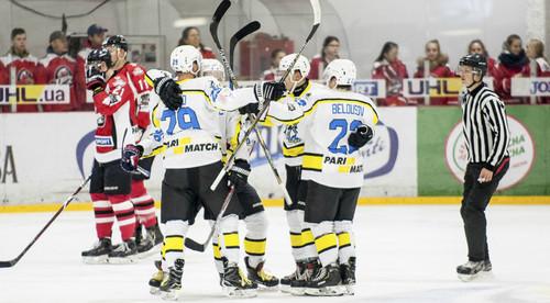 Обзор четвертого тура Украинской хоккейной лиги