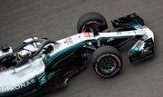 Мерседес быстрейший во второй практике Гран-при Сочи, Феррари отстает