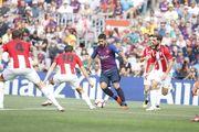 Барселона – Атлетик - 1:1. Текстовая трансляция матча