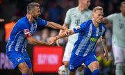 Герта — Бавария - 2:0. Видео голов и обзор матча