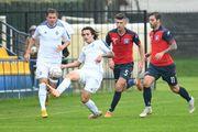 U-21: Динамо разгромило Арсенал, Сидклей провел полный матч