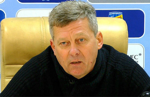 Олександр КИРИЛЮК: «Матч з Карпатами — свято для наших вболівальників»