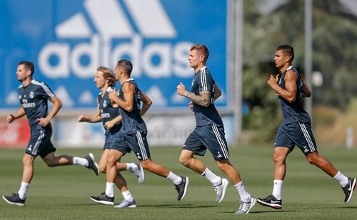 Где смотреть онлайн матч чемпионата Испании Реал — Атлетико