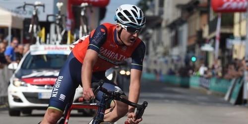 Украинец Падун – в топ-5 на чемпионате мира по велоспорту