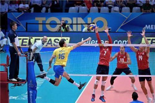 В полуфинале ЧМ Бразилия сыграет с Сербией, а Польша с США