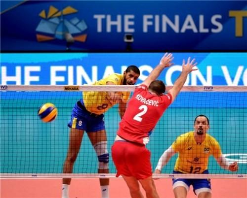 Бразилия стала первым финалистом чемпионата мира