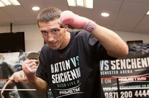 СЕНЧЕНКО: «Нахожусь под впечатлением от Музея славы украинского бокса»