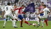 Реал и Атлетико не смогли забить в дерби Мадрида