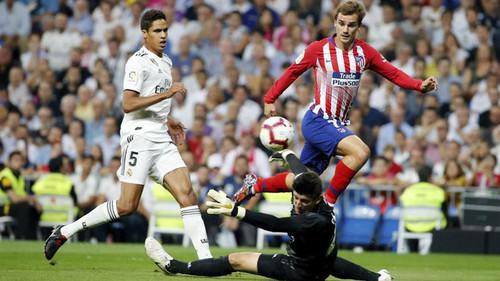 ВИДЕО ДНЯ. Лучшие матчи Мадридского дерби в 21-м веке