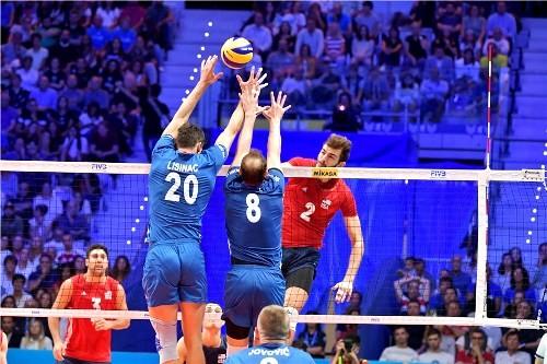 Бронзовым призером чемпионата мира стала сборная США