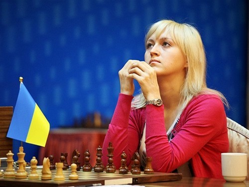 Шахова Олімпіада. Українки вдруге поспіль грають 2:2