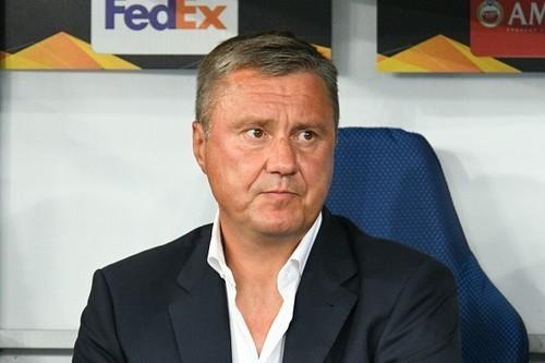 Хацкевич был удален с поля в матче против Арсенала-Киева