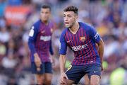 Барселона хочет продлить контракт с Муниром