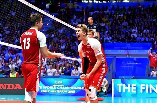 Сборная Польши во второй раз подряд стала чемпионом мира
