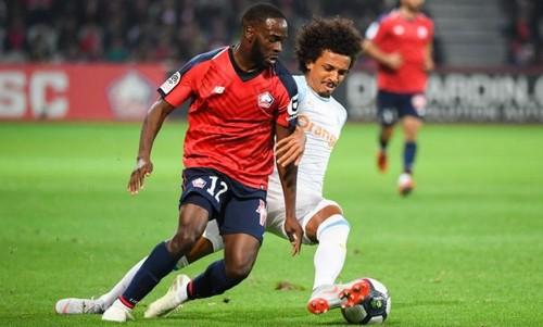 Лилль - Марсель - 3:0. Видео голов и обзор матча