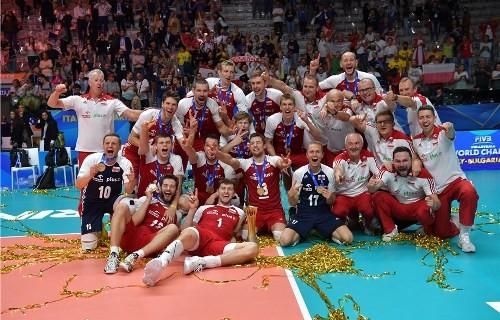 MVP финала чемпионата мира признан поляк Бартош Курек