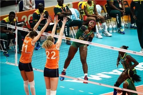 Сборные Нидерландов и Сербии выиграли по три матча на женском ЧМ