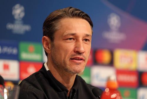 Нико КОВАЧ: «Игроки Баварии хотят добиваться высоких результатов»