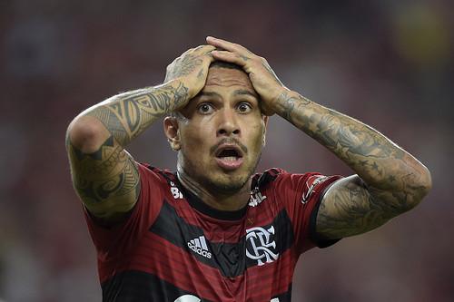 Суд оставил в силе дисквалификацию нападающего сборной Перу Герреро