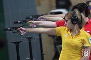 Олена Костевич – найкраща спортсменка вересня в Україні