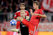 Томас МЮЛЛЕР: «В матче с Аяксом допустили слишком много потерь мяча»