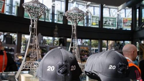 НХЛ. Команда в Сиэттле должна появиться с сезона 2020/21