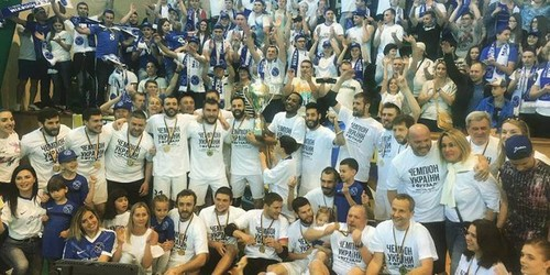Ліга чемпіонів з футзалу. Продексім поступився володарю Кубка УЄФА