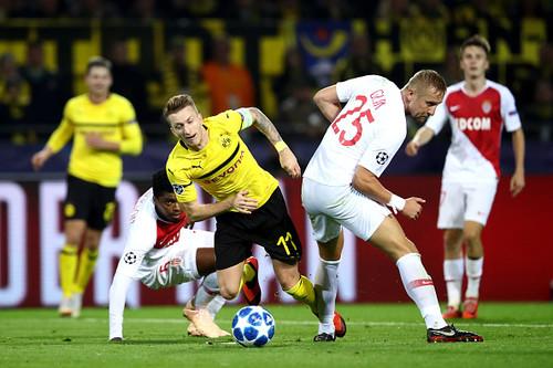 Боруссия Дортмунд — Монако — 3:0. Видео голов и обзор матча