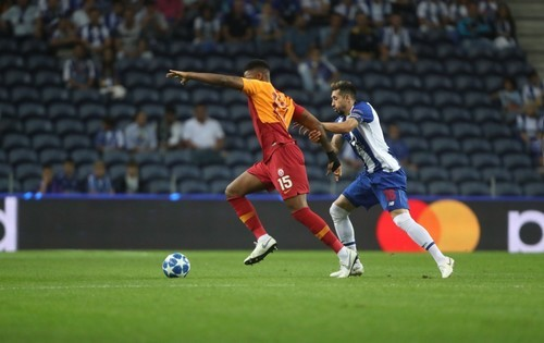 Порту — Галатасарай — 1:0. Видео гола и обзор матча