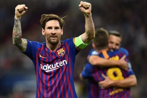 Месси забил 64 гола в 65 матчах группового этапа ЛЧ